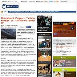 10/10/12 Affaire ELMALEH ou Sentier III