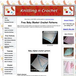 Easy baby blanket crochet patterns, free baby blanket crochet patterns,easy cro