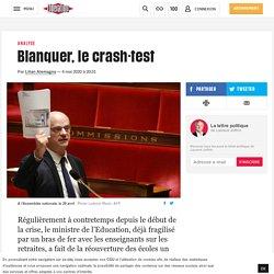 Blanquer, le crash-test