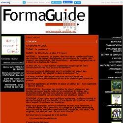 LE BLASON - FormaGuide - Les outils du formateur