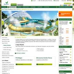 Le Master Blaster - activité aquatique des Trois Forêts, Moselle