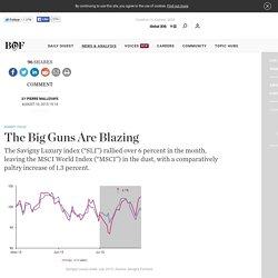 Intelligence, Market Pulse