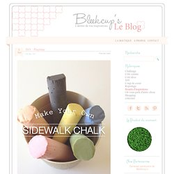 Bleekcup's Le blog » DiY : Playtime