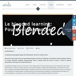 Le blended learning: Pourquoi ça marche?