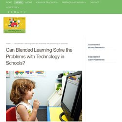Can Blended Learning Solve Tech Problems?