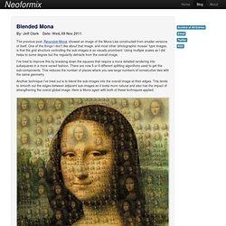 Blended Mona