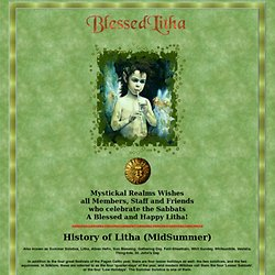 Blessed Litha!!!!!!!!