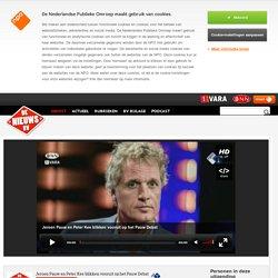De Nieuws BV: Jeroen Pauw en Peter Kee blikken vooruit op het Pauw Debat - Uitzending Gemist