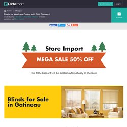 Blinds for Windows Online with 50% Discount
