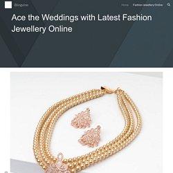 Blingvine - Fashion Jewellery Online