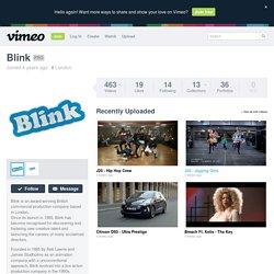 Blink on Vimeo