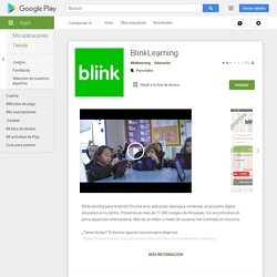 BlinkLearning - Aplicaciones en Google Play