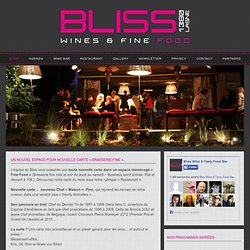 Bliss (American bar & Restaurant)
