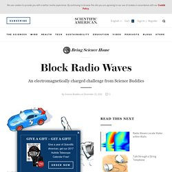 Block Radio Waves