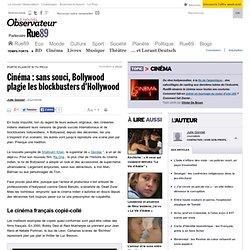 Cinéma: sans souci, Bollywood plagie les blockbusters d'Hollywood