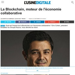 blockchain-moteur-economie-collaborative