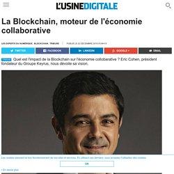 blockchain-moteur-economie-collaborative