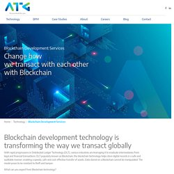 Best Blockchain Consulting Company in USA