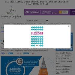 Blockchain : de l'engouement à la réalité