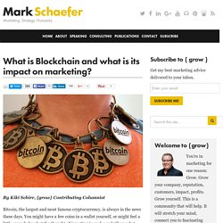 What is Blockchain and what is its impact on marketing