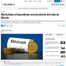 Blockchain: el ingrediente secreto detrás del éxito de Bitcoin