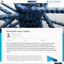 Blockchain okiem realisty