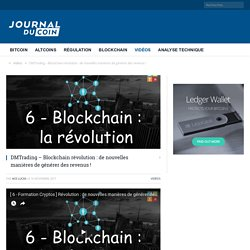 Blockchain révolution : de nouvelles manières de générer des revenus !