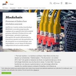 Blockchain : promesses et limites d'une révolution