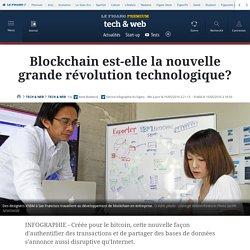 Blockchain est-elle la nouvelle grande révolution technologique?
