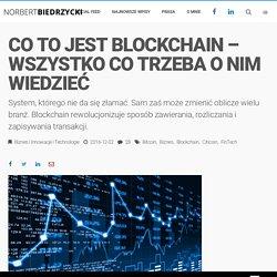Co to jest blockchain – wszystko co trzeba o nim wiedzieć