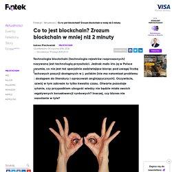 Co to jest blockchain i jak go wykorzystać? » Fintek.pl