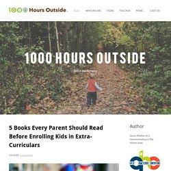 Blog - 1000 Hours Outside
