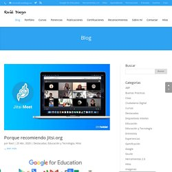 Blog de Raul Diego