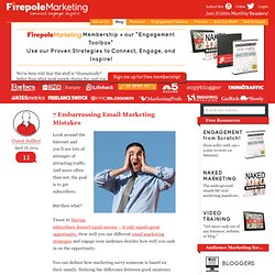 Firepole Marketing – The definitive marketing program for small businesses, entrepreneurs, and non-marketers