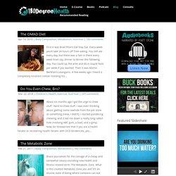Blog - 180 Degree Health