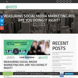 Social Media Marketing Services For Startup