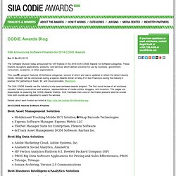 Blog - 2013 SIIA CODiE Awards#10700
