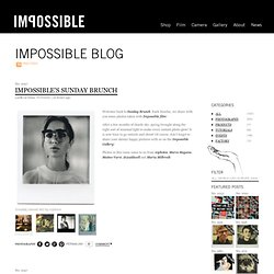 IMPOSSIBLE - The Impossible Blog