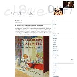 blog: A. Pécoud