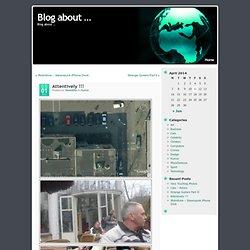Blog about ... ?サ Attentively !!! - StumbleUpon