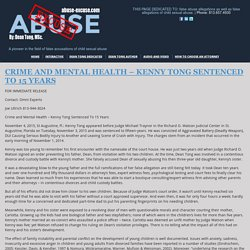 Checkout Case Studies of False Abuse by Dean Tong