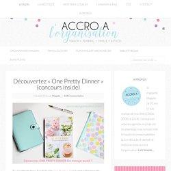 Blog - Accro à l'Organisation