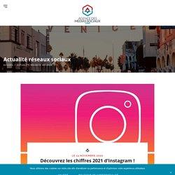Agencedesmediassociaux - L'actualité des réseaux sociaux
