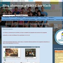 Blog alumnos 4ºESO C Ies Ifach: 2ª Evaluación