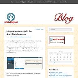 blog.arkivdigital
