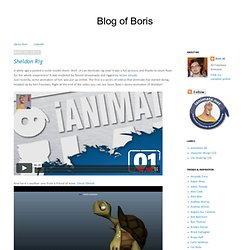 Blog of Boris