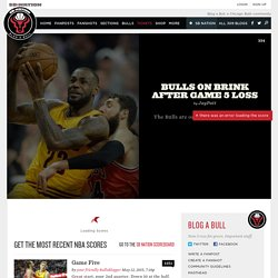 Blog a Bull - For Chicago Bulls Fans