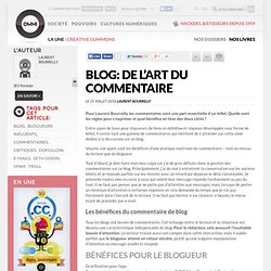 Blog: de l'art du commentaire » Article » OWNI, Digital Journalism
