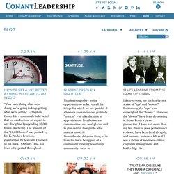 ConantLeadership