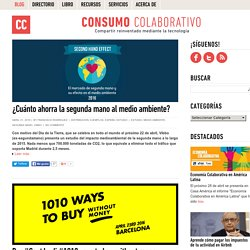Blog Consumo Colaborativo